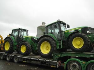 john deere tractor a