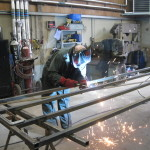 Fabrication of Gates
